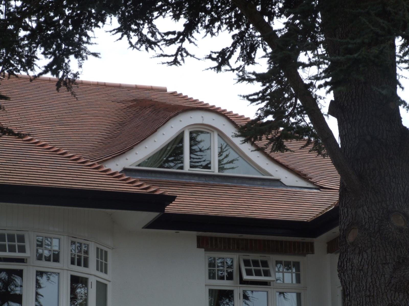Eyebrow dormer design - Dormer skylight best choice ...