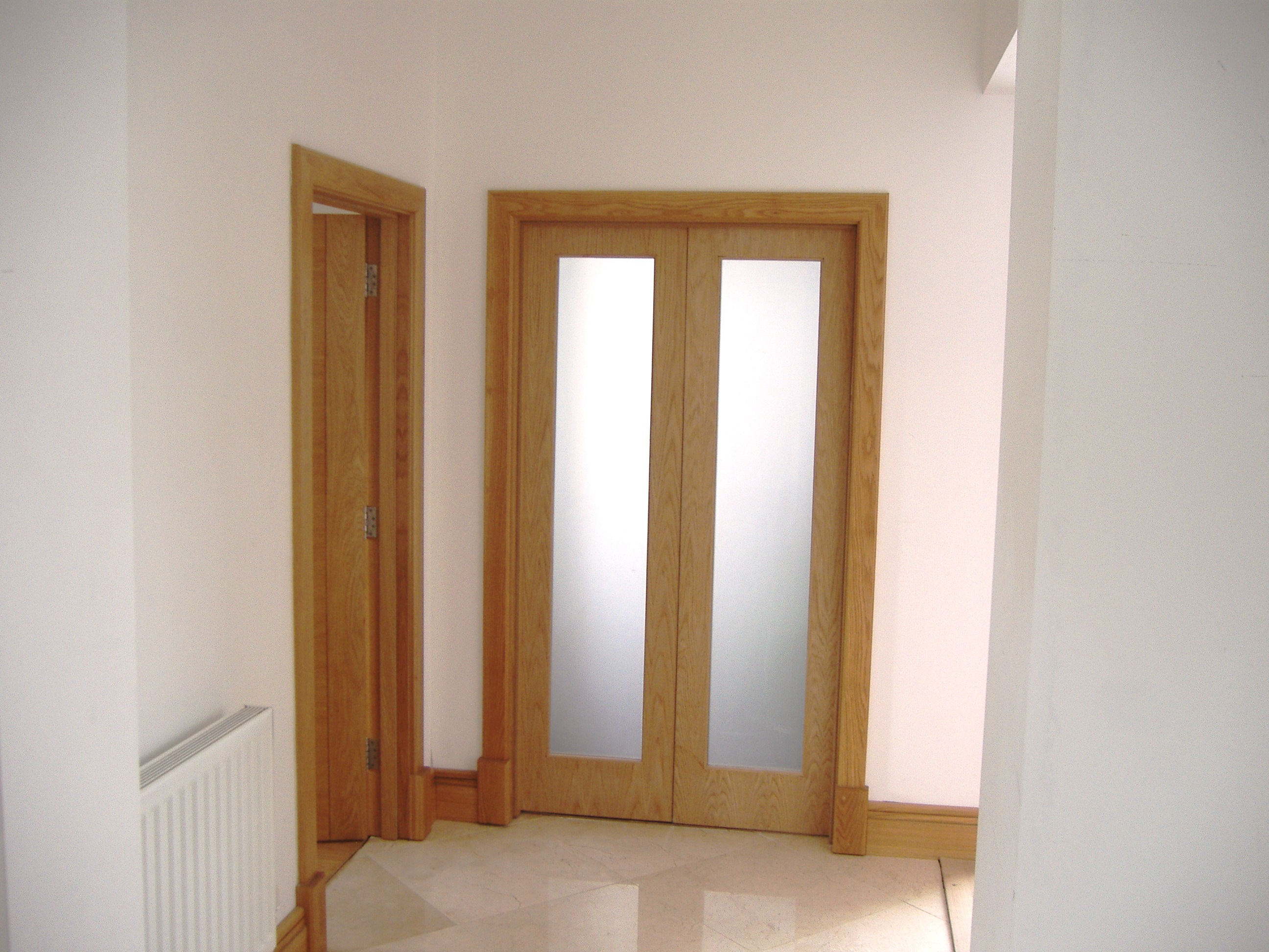 Interior Door With Frosted Glass Sandblasted Internal Doors Frosted Sandblasted Obscure Glass